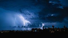 Precipitaciones fuertes en la Comunidad Valenciana, Tarragona y norte de islas Canarias