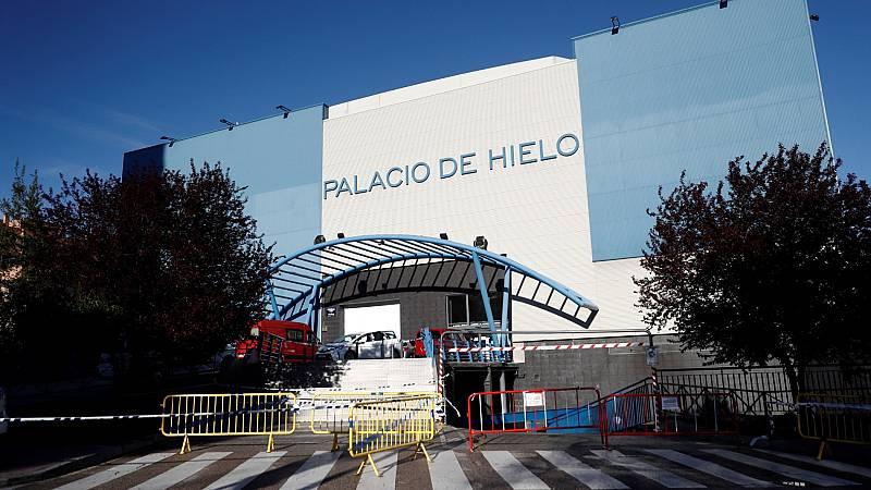 Madrid utilizará el Palacio de Hielo como morgue para los fallecidos con coronavirus