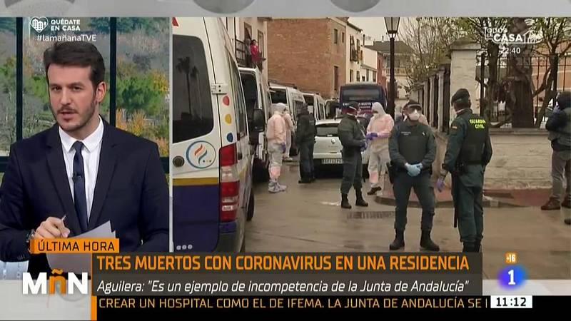 """José Repiso, sobre la situación en Alcalá del Valle: """"El alcalde no está ayudando mucho"""""""