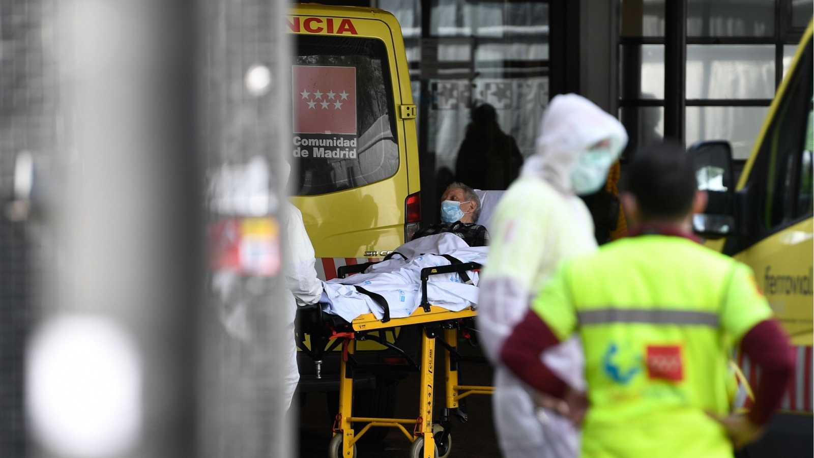 La Policía advierte de que hay pacientes con coronavirus que abandonan el hospital sin que se les haya dado el alta