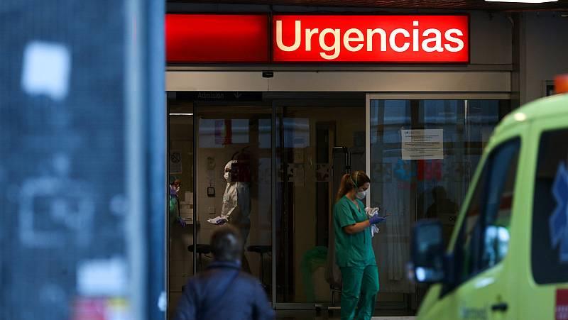 Resultado de imagen de Sanidad admite el alto porcentaje de contagios entre los sanitarios