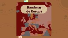 Aprendemos en casa - De 12 a 14 años - Ciencias sociales: Banderas de Europa I