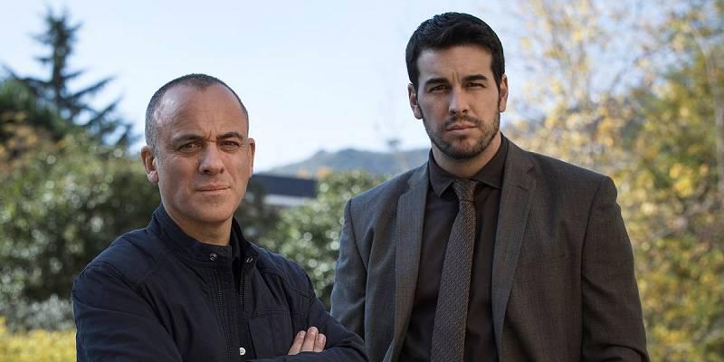 Mario Casas y Javier Gutíerrez protagonizan la serie 'Hogar'