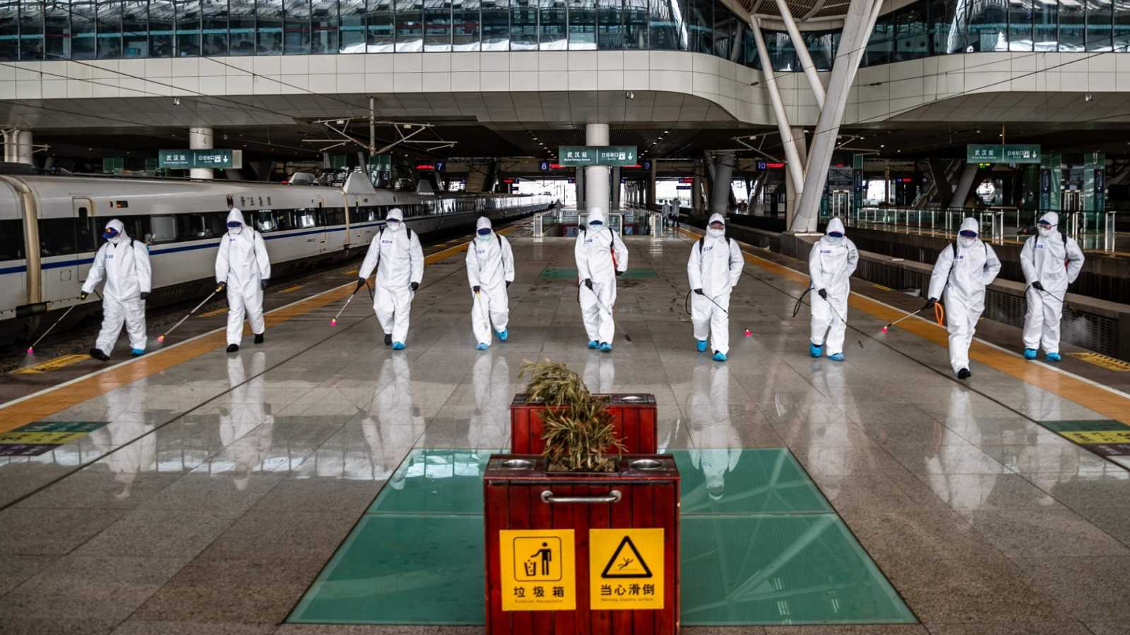 Wuhan levantará su cuarentena por el coronavirus el 8 de abril