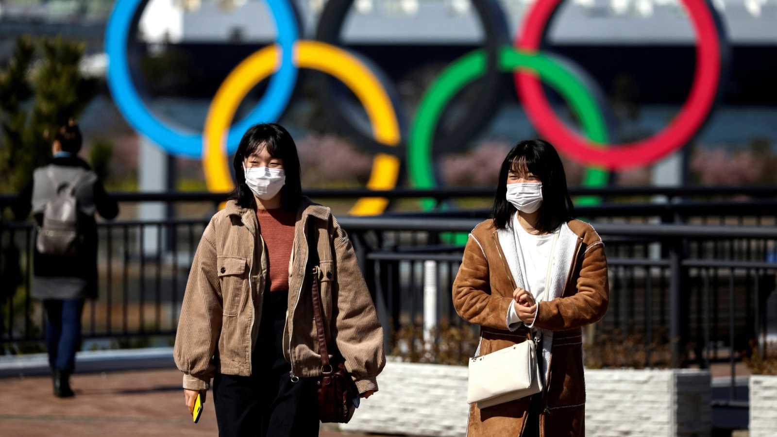 Los Juegos Olímpicos de Tokio 2020 se aplazan a 2021 | RTVE.es