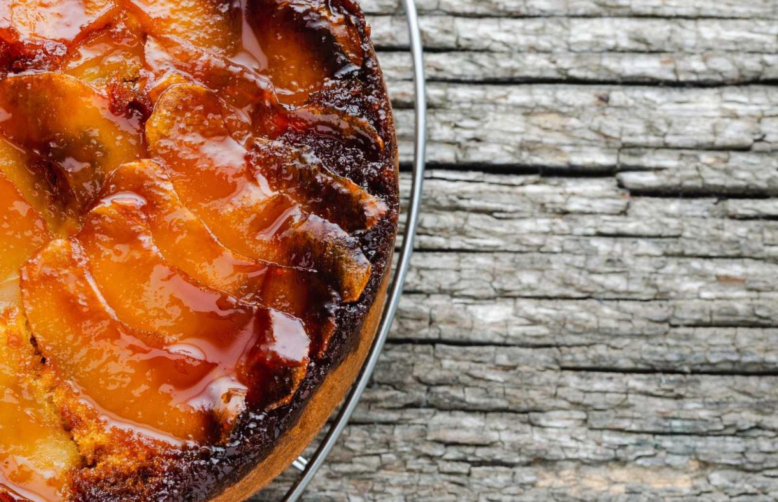 La receta de tarta Tatin perfecta para hacer en casa