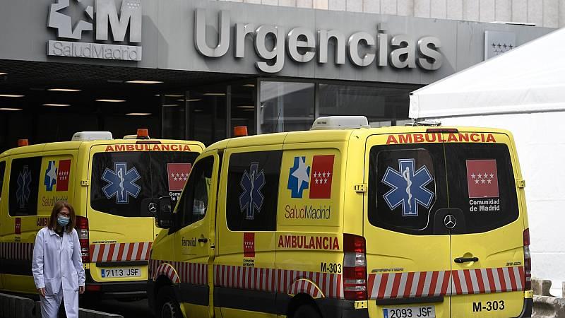 Madrid sufre una saturación de sus UCI y demanda más material sanitario por el coronavirus