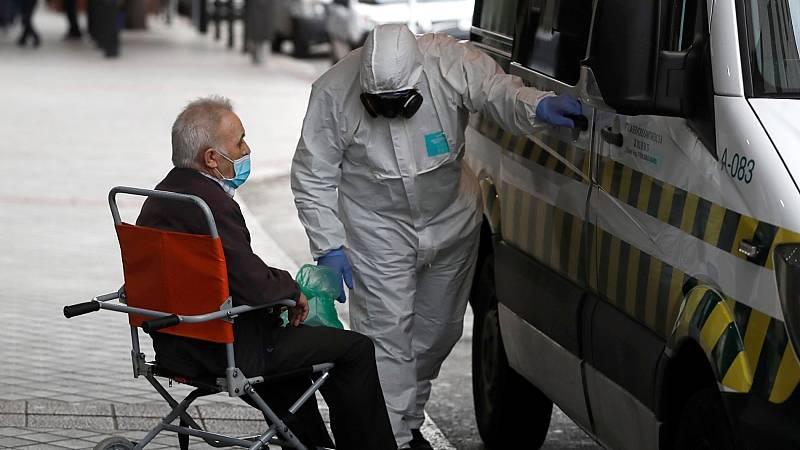Más de 500 muertos con coronavirus en un solo día con cerca ya de 40.000 contagiados