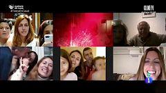Todos en casa - Familias separadas por el coronavirus