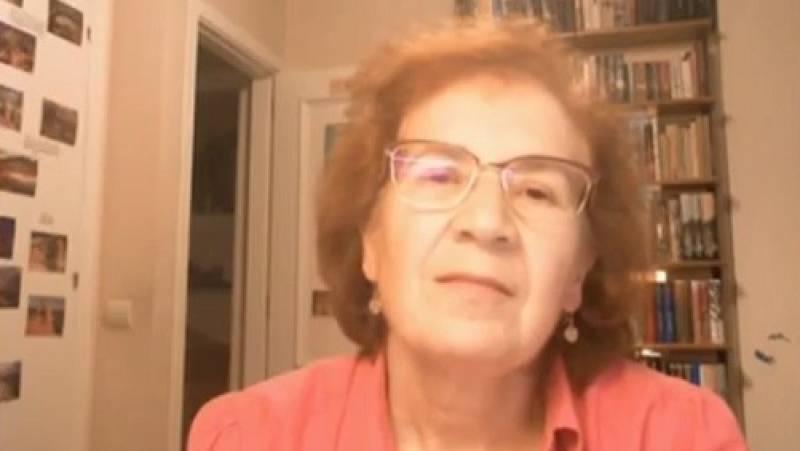 """Margarita del Val, viróloga del CSIC: """"No podemos extender la epidemia, hay que trabajar como locos en parar la infección"""""""
