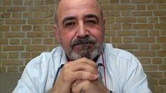 """Ignacio López-Goñi, catedrático de microbiología: """"Es muy difícil en una curva epidémica saber en qué momento estamos"""""""