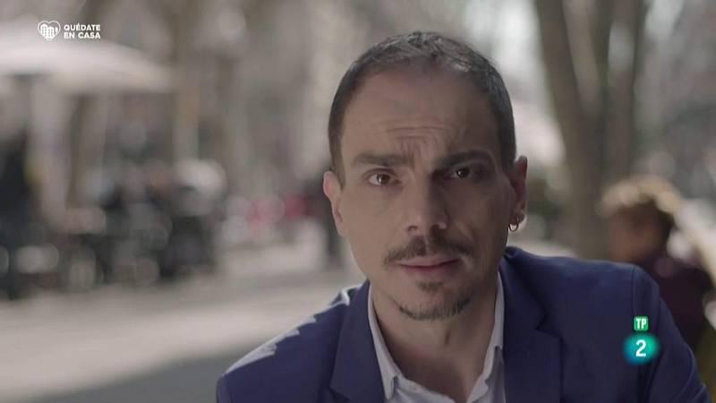 Página Dos - El poema - Alberto Conejero