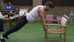 Muévete en casa - Programa 3 (cómo trabajar fuerza y cardio en casa)