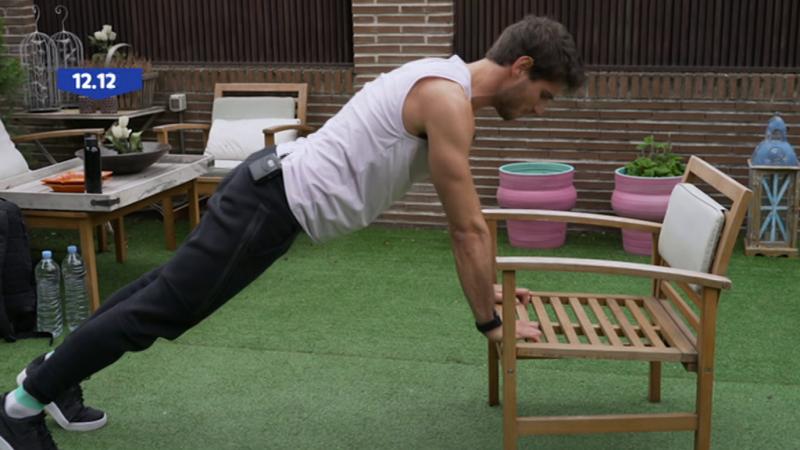 Muévete en casa - Programa 3 (cómo trabajar fuerza y cardio en casa) - ver ahora