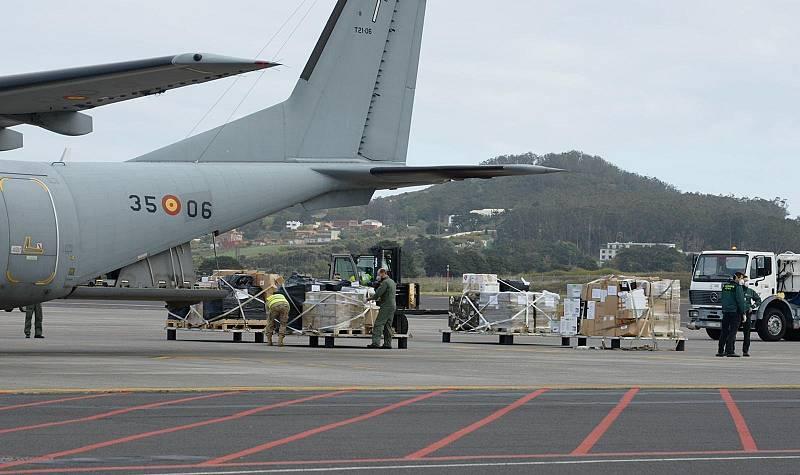 España solicita material sanitario a la OTAN para frenar al coronavirus