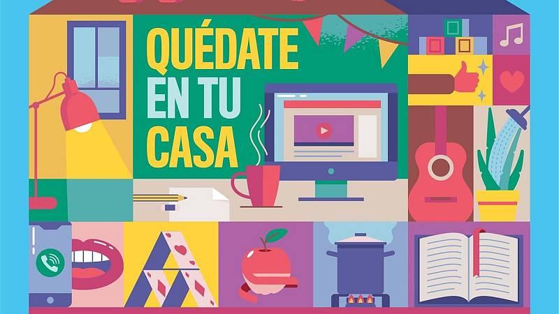 """""""Quédate en tu casa"""", la canción de Adrià Salas con la que 16 artistas confinados animan la cuarentena"""