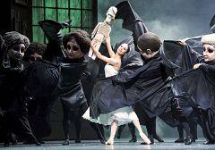 El coronavirus no frena a la primera bailarina del Ballet de la Ópera Estatal de Viena
