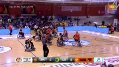 Quédate en casa con TDP - Baloncesto en silla de ruedas. Final de la Copa del Rey 2020: Ilunion-Albacete