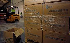 España compra material sanitario a China por valor de 432 millones de euros