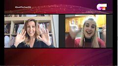 OT 2020 - Andrea Vilallonga llama a Samantha para animarla