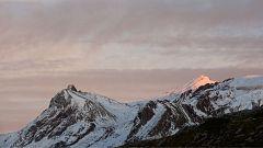 Nevadas en Pirineos y la Ibérica turolense