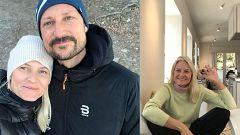 Corazón y tendencias - Así pasa la cuarentena Mette-Marit de Noruega