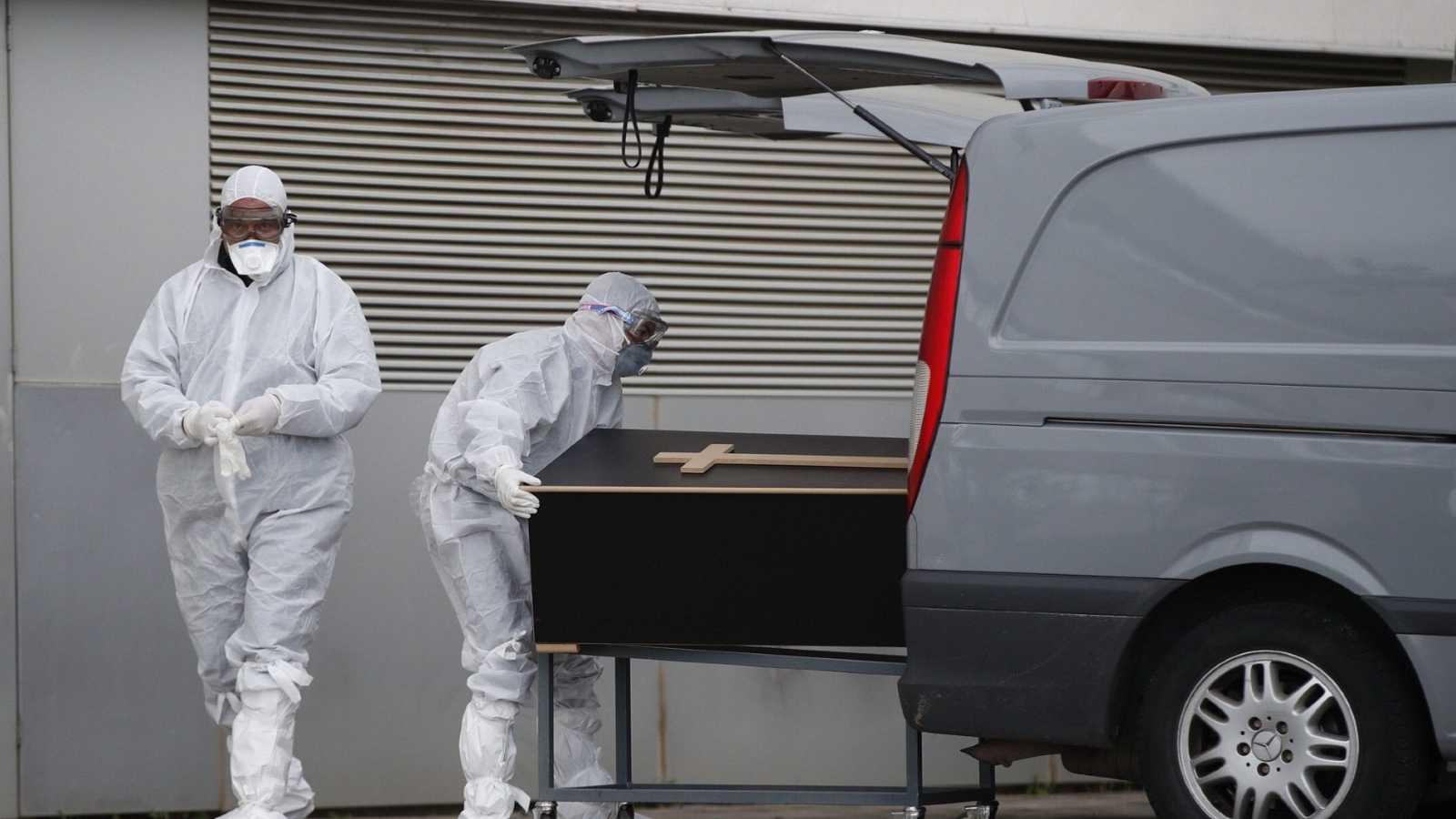 España supera a China en el número de fallecidos con coronavirus