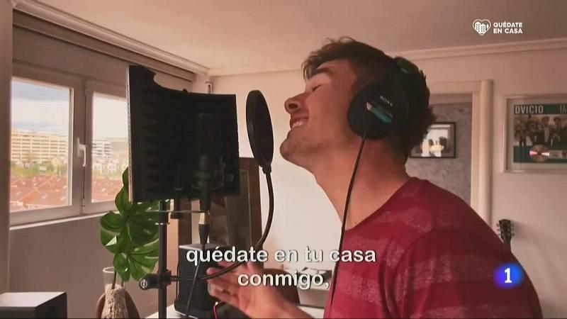 Vídeo | El himno de la cuarentena: 'Quédate en tu casa'