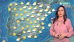 Nevadas en el Pirineo Oriental y fuertes lluvias en los archipiélagos