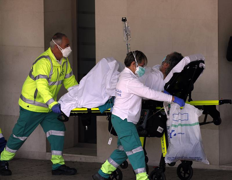 España registra 56.188 contagiados y 4.089 fallecidos por coronavirus