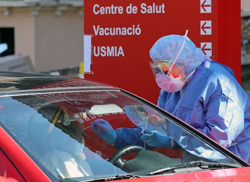 Sanidad devuelve un lote de test rápidos que no cumplían con los certificados de calidad CEE