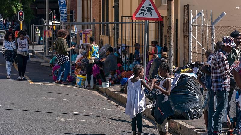 África, vulnerable ante el coronavirus
