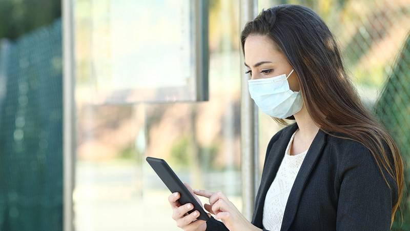 El coronavirus aumenta el uso tradicional del teléfono