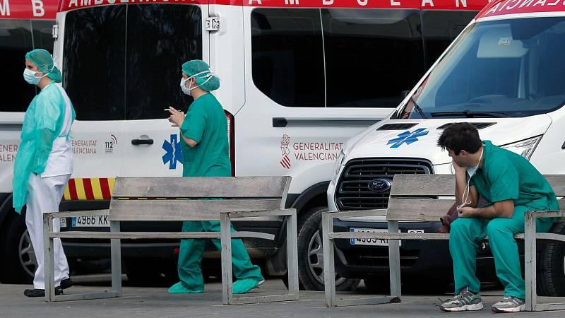Alemania, Francia y España solicitan cubrir gasto sanitario