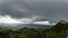Precipitaciones localmente fuertes en Mallorca, Ibiza, Formentera, y Canarias