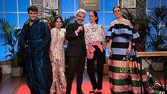 Maestros de la Costura 3 - La visita de lujo de Carolina A. Herrera