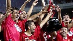 Quédate en casa con TDP - Fútbol - Final Copa del Rey 2003: RCD Mallorca - Recreativo de Huelva