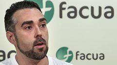 """Rubén Sánchez (Facua): """"No nos pueden cobrar por un servicio que no se presta"""""""
