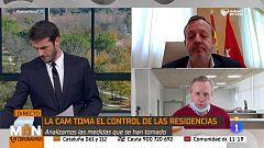 Entrevistamos al consejero de Políticas Sociales, Alberto Reyero