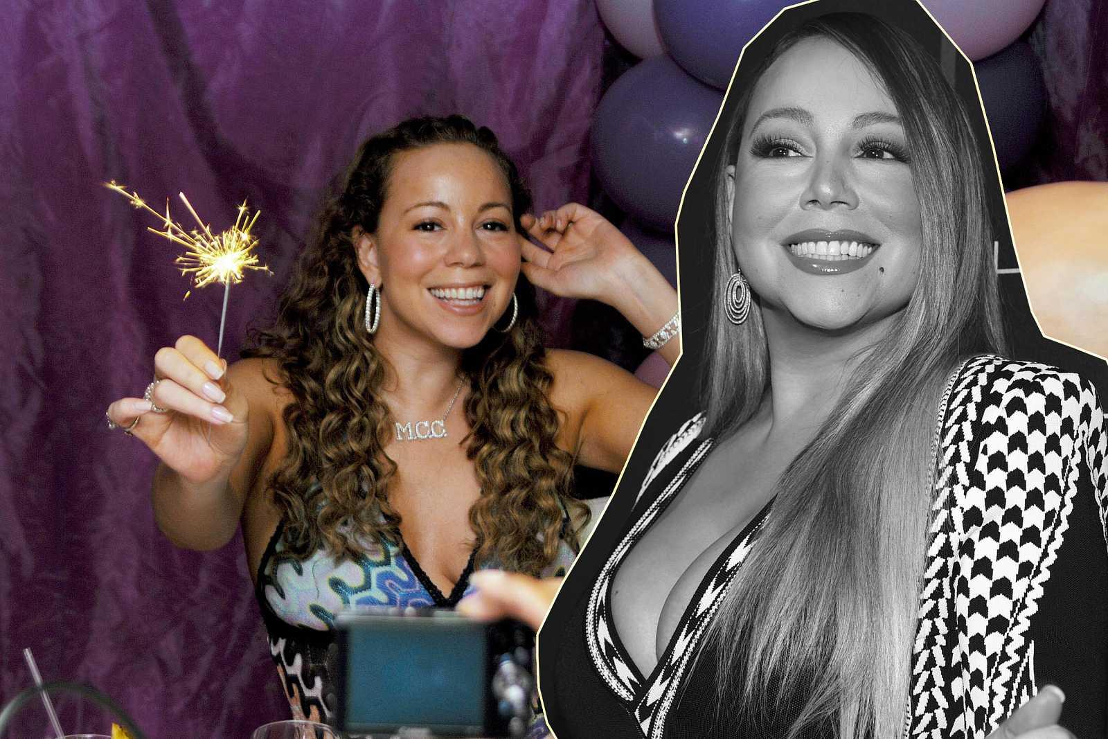 Las claves del estilo y la carrera de Mariah Carey