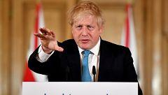 El primer ministro británico, Boris Johnson, da positivo por coronavirus