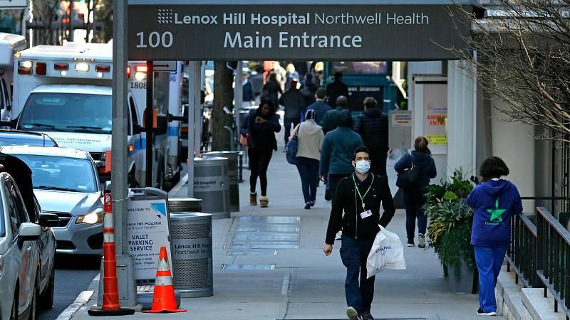 EE.UU. es el país con más casos de coronavirus en el mundo