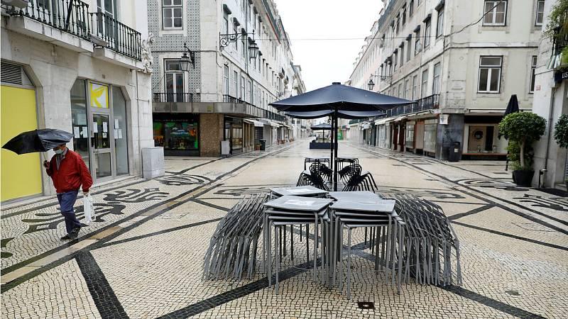 Portugal no para la actividad industrial a pesar del virus