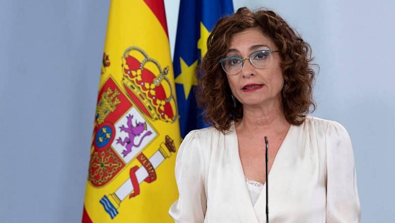 """Montero: """"Ahora, más que nunca, se necesita una Europa fuerte y que responda unida a esta crisis"""""""