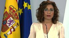 Especial Informativo - Coronavirus: Rueda de prensa Consejo de Ministros - 27/03/20