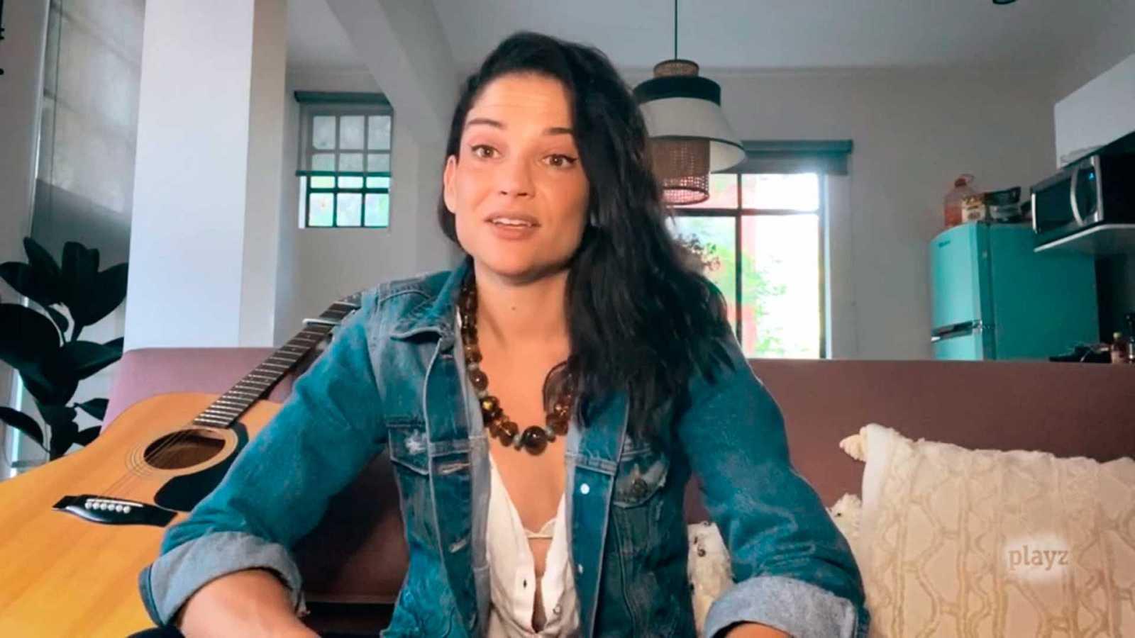 Playztrends - Entrevista a Natalia Jiménez desde su confinamiento en México