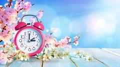 Cambio de hora en tiempo de confinamiento por el coronavirus