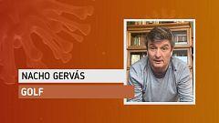 """Nacho Gervás: """"Demorar la decisión (de aplazar los JJOO) ha generado más angustia que otra cosa"""""""