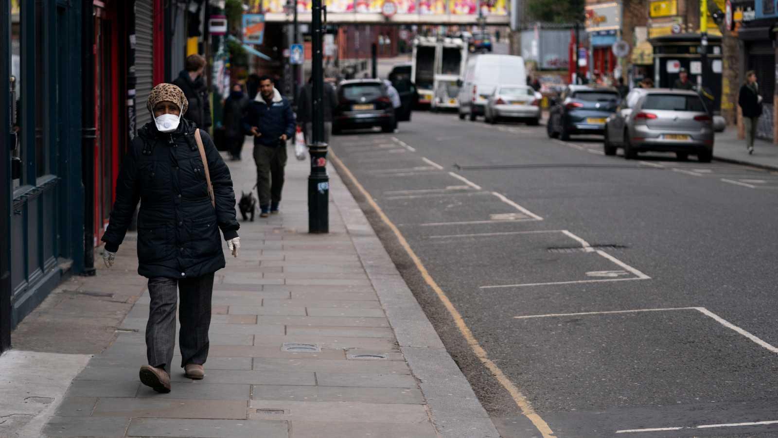 Vídeo: 14.500 contagiados, entre ellos Boris Johnson, y 760 los muertos con coronavirus en Reino Unido