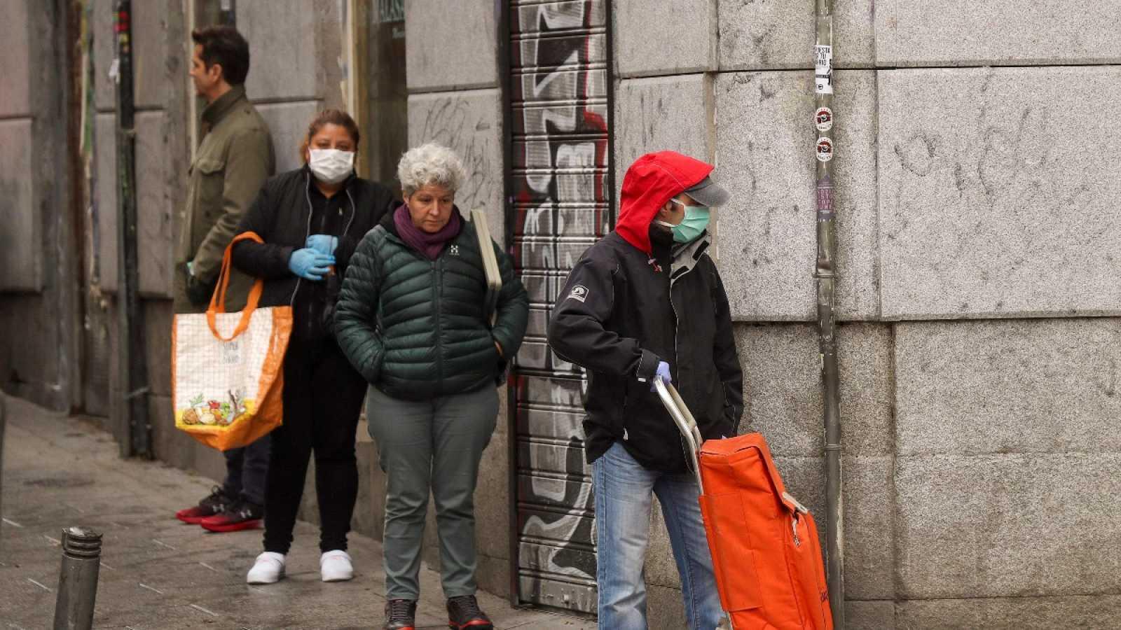 El pequeño comercio reivindica su papel durante el confinamiento por el coronavirus